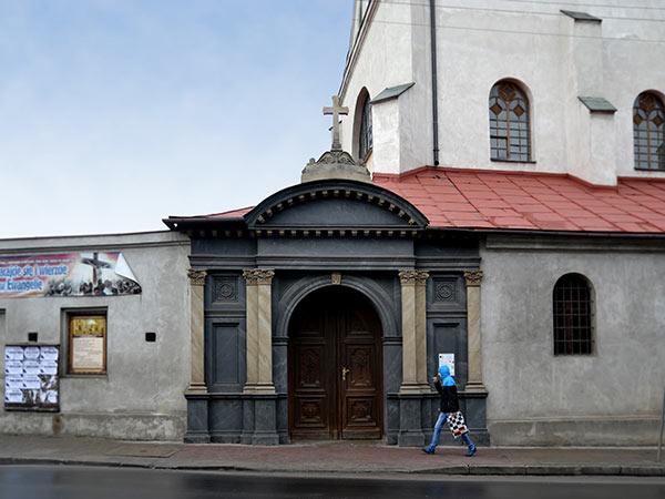 kościół w Piotrkowie Trybunalskim
