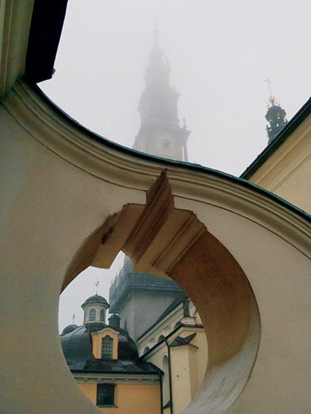 Częstochowa klasztor