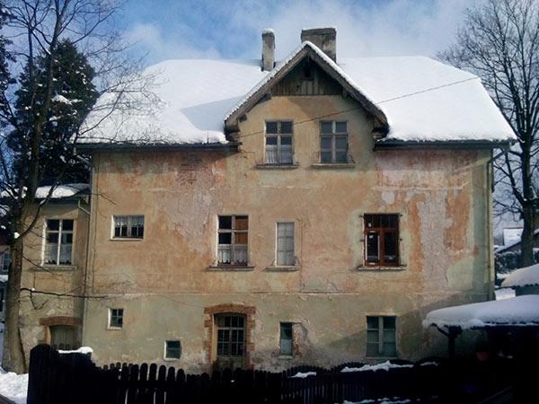 Karpacz stary dom